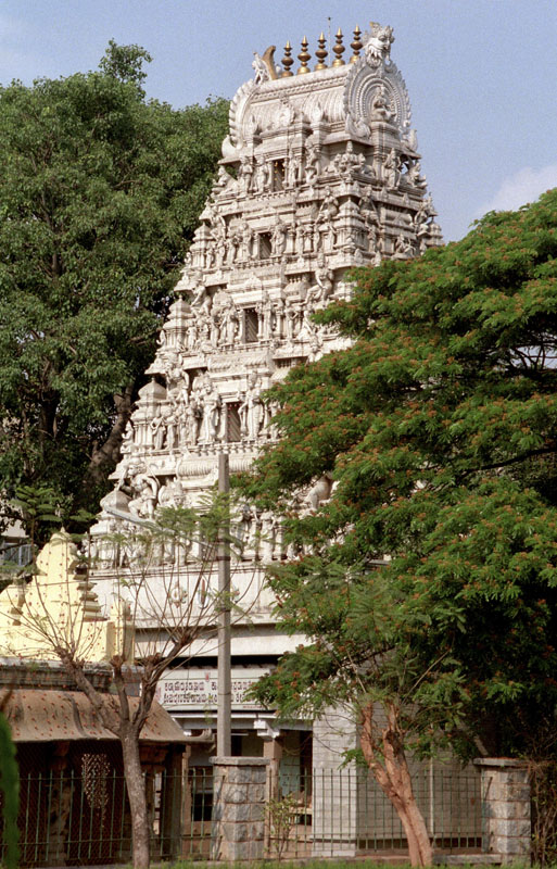 Bangalore india architecture with government historical for Religious buildings in india